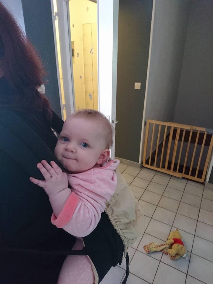 Ergobaby Original Baby Carrier [Portage #1]