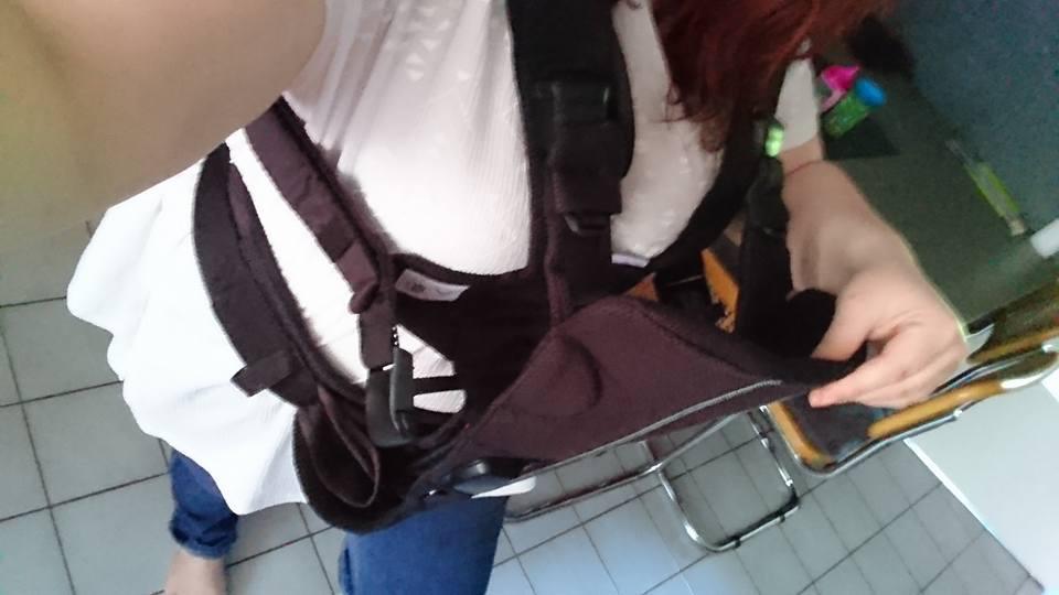 Le porte bébé ONE de babybjorn